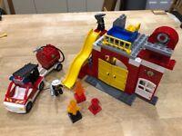 Lego DUPLO Fire Station 6168