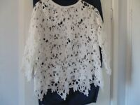 Long Tall Sally Lace Top
