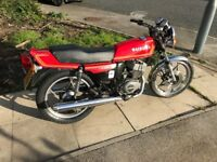 Suzuki GT200 x5 classic 80's 2 stroke not rd or kh