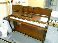 Upright Piano - useable but not perfect!