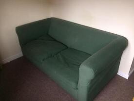 Sofa bed - free.