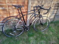 2014 Trek road bike 58cm