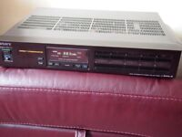 Sony High-end FM Stereo/FM-AM Tuner ST-444ES11