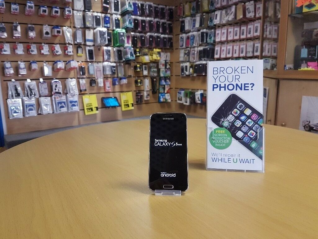 Samsung S5 Mini Unlocked with 90 days Warranty - Town & Country Mobile & IT Solutions - Sandhurst