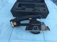 Cordless metal cutter