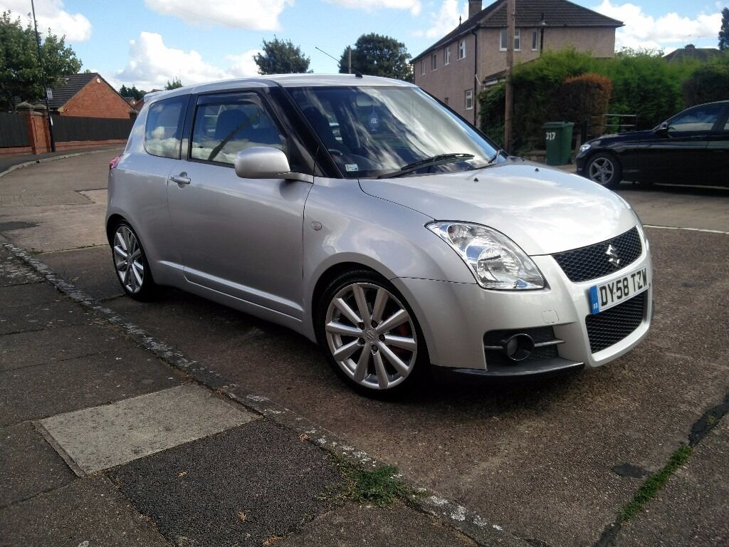 suzuki swift sport 2008 58 in doncaster south yorkshire gumtree. Black Bedroom Furniture Sets. Home Design Ideas