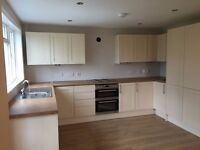 Beautiful 2 bedroom small lodge house with south facing garden.