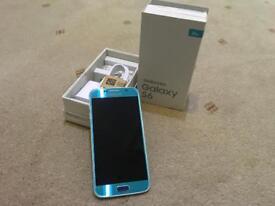 Samsung Galaxy S6 - Unlocked - Limited Edition- Blue Topaz