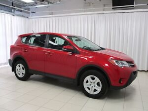 2015 Toyota RAV4 QUICK BEFORE IT'S GONE!!! LE AWD SUV w/ BLUETOO