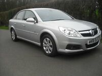 vauxhall 1.8 vectra design five door low mileage new mot manual