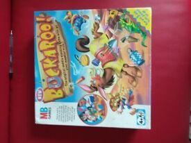 Assortment of children's toys including cars, tracks, Peppa Pig, Disney Small World .