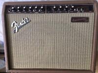 Fender Acoustasonic 30 watt acoustic guitar and vocal amplifier