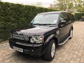 Land Rover Discovery 4 HSE for Sale - great family car in great condition