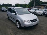 Touran 1.9L TDI Diesel 5DR 7 seater mot service history excellent condition