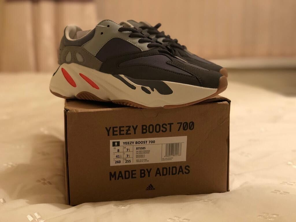New Adidas Yeezy 700 Boost Trainers Size 7 | in Long Eaton, Nottinghamshire | Gumtree