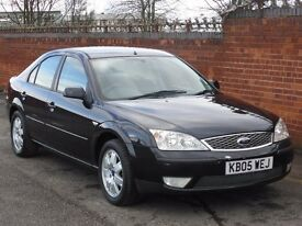 2005 Plate Ford Mondeo Zetec 1.8 Petrol..Cheap Car Low Mileage!!
