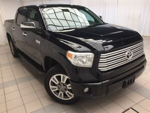 2016 Toyota Tundra Platinum: New Brakes, Fully Optioned.