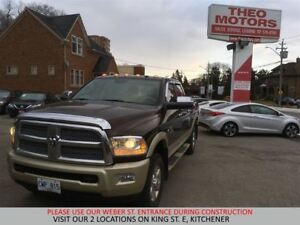 2014 Ram 2500 Longhorn | CUMMINGS DIESEL | NAVIGATION