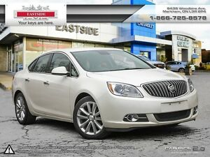 2013 Buick Verano LEATHER!! HEATED SEATS!! WHEELS!!REAR VIEW CAM