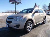 2012 Chevrolet Equinox LS  $141 Bi Weekly Oac