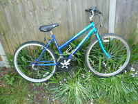 ladies falcon 15 speed bicycle
