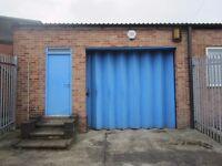 Versatile Light Industrial Unit To Let - 1100 sq ft 1.5 miles from Nottingham City Centre