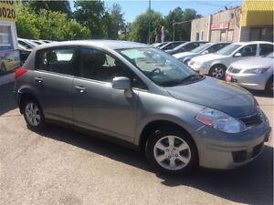 2011 Nissan Versa 1.8S / AUTOAIR / LOADED / ALLOYS