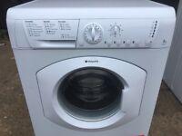 Hotpoint HTB721 7kg 1200 Spin Washing Machine in White #4821
