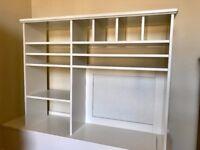 M&S Desktop Shelving Unit