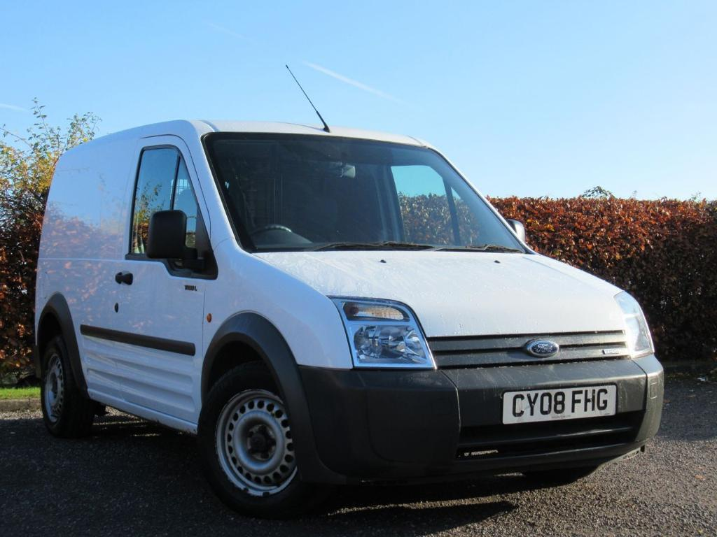 a0a67f877a FORD TRANSIT CONNECT 1.8 T200 L SWB 75 TDCI 1d RECENTLY SERVICED