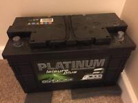 Caravan Motorhome Leisure Plus Battery 12 V 110Ah ONO
