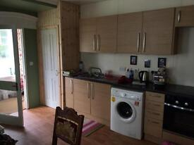 A large one bedroom rural flat to rent £500 per month