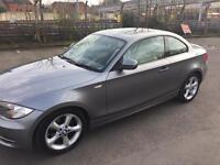BMW 1 series 118d 2 litre desiel automatic. Low millage rare specs cat d after minor accident.