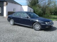 Rover 75 Connoisseur CDT SE current owner for 8 years