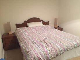 1 king room in refurbished new-build property