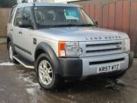 LAND ROVER DISCOVERY 2.7 TD V6 GS 5DR 5 DOOR MANUAL ESTATE IN SILVER