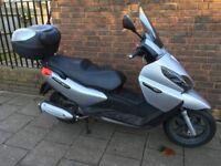2008 Piaggio X7 IE 250cc