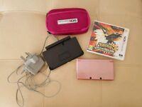 Nintendo 3DS and Pokemon Ultra Sun