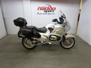 2003 BMW R1150RT Touring