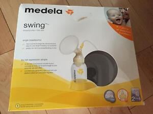 Medela free hand electric great pump
