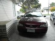 2002 Ford Falcon Sedan Sale Wellington Area Preview