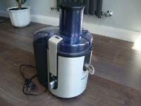 Amazon Philips HR1861 Whole Fruit Juicer, Aluminium excellent condtion