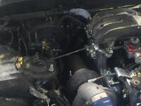 Parting out big power RX7