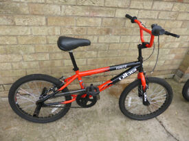 20 Inch Wheel Red and Black BMX Bike Ignite Vibe - Very Good Condition with Owners Manual
