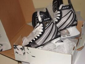 Ice Skating Boots Size 33 CCM Brand