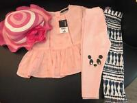 Girls clothes bundle 1 1/2-2 yrs