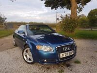 A4 convertible 1.8t in cars