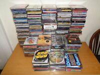 300 plus cds, bulk buy