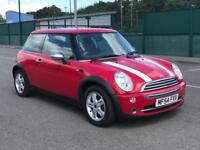 MINI ONE 1.6 2005 * PETROL * ALLOYS * NEW MOT * MINT *SERVICE HISTORY *NATIONWIDE DELIVERY *P/X