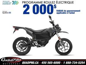 2018 Zero Motorcycles Zero FX S ZF 3.6